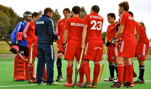 Red Lions © Hockeybelgium