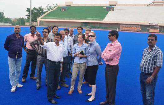 FIH visit India