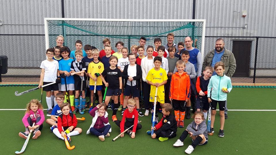 200 membres à l'Argos — Hockeybelgium