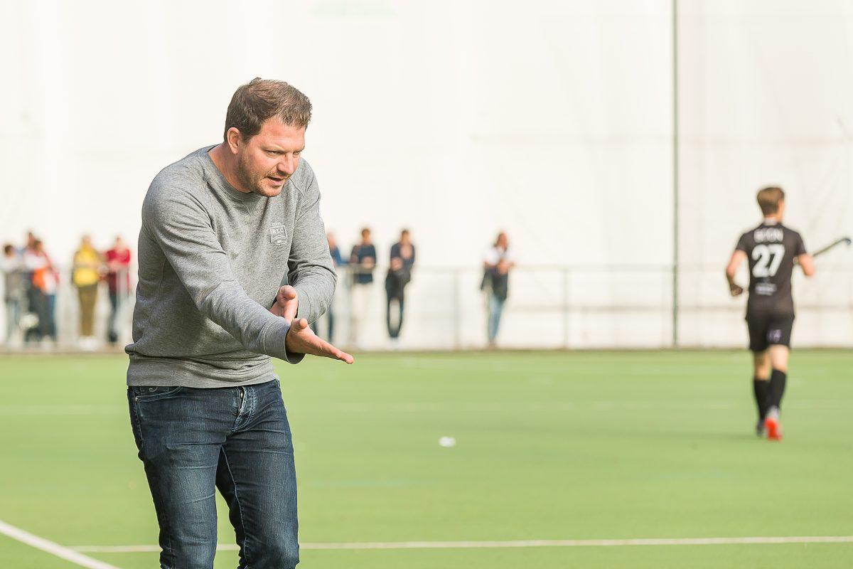 Robin Geens : « Tom Boon donne envie aux autres joueurs d'augmenter leur niveau » — Hockeybelgium