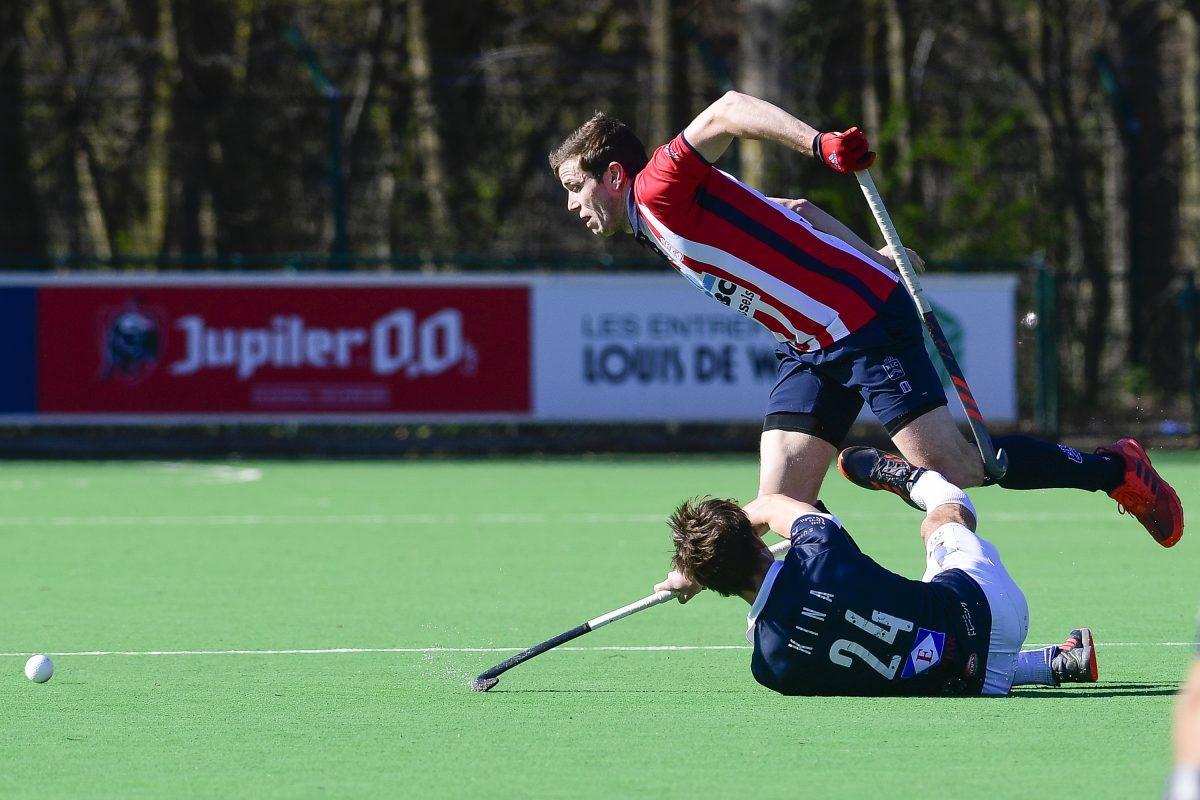 Le Léopold partage face à Gand — Hockeybelgium