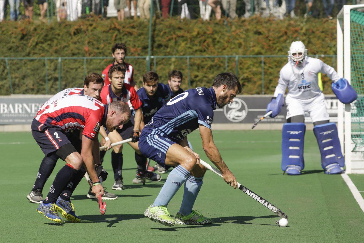 Début de championnat idéal pour l'Orée — Hockeybelgium