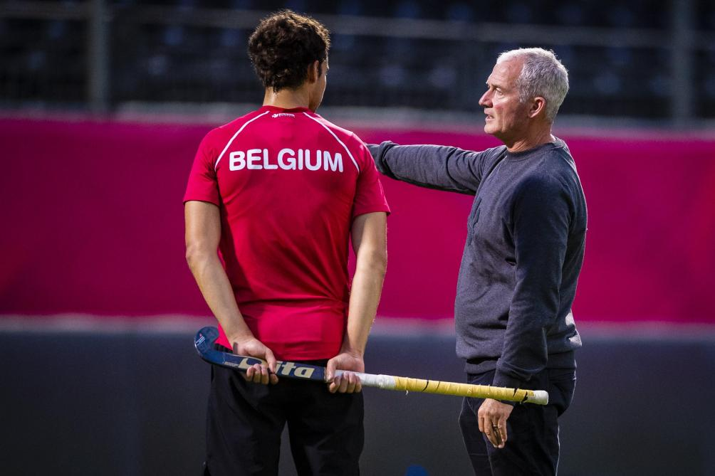 Les Red Lions doivent continuer à innover pour surprendre — Hockeybelgium