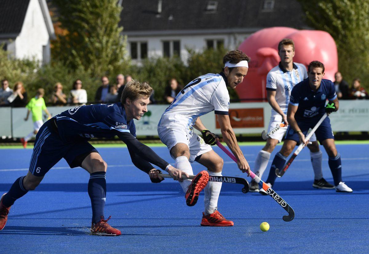 La Gantoise conforte sa position en tête du groupe A — Hockeybelgium
